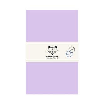 Блокнот для графики и письма Classic А5, 120г/м2, 32л., MAXGOODZ, цвет лаванда
