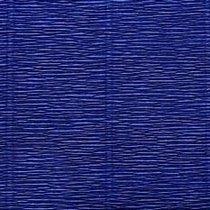 Креп-бумага (гофро-бумага) Италия, плотность - 180г/м², 50смх2,5м, №16А/4 джинс