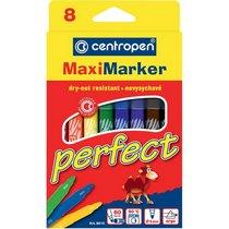 Набор фломастеров Perfect Maxi, 8 цветов