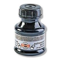 Краска штемпельная  KOH-I-NOOR, цвет черный 50 мл.