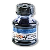Краска штемпельная  KOH-I-NOOR, цвет синий 50 мл.