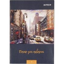 Папка для акварели KITE, А3,  200 г/м2 10 листов