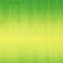 Креп-бумага (гофро-бумага) Италия, плотность - 180г/м², 50смх2,5м, с переходом №600/5 желто-зеленый