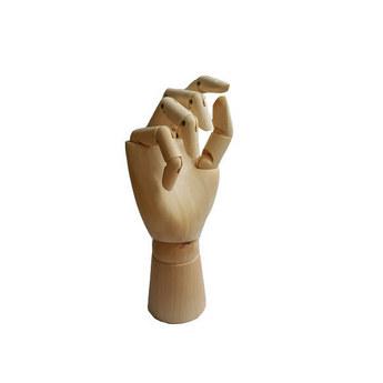 Кисть-манекен (дерево), 20х7 см
