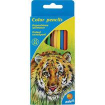 Набор двусторонних цветных карандашей KITE, 12 шт.