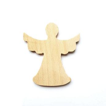 Заготовка Ангел №10, 8,5х9,2 см