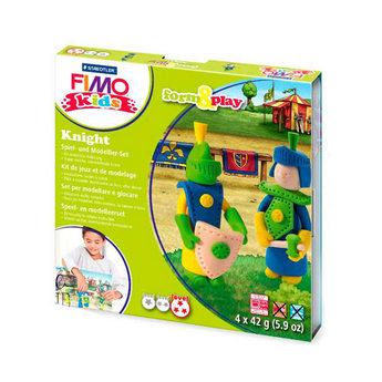 """Набор полимерной глины FIMO Kids Form & Play """"Рыцари"""" 8034 05"""