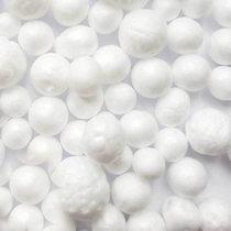 Микс из пеноплатстовых шариков, 10-14мм, 3-4 г