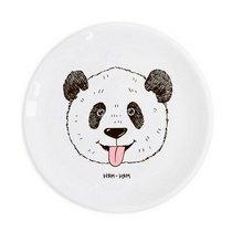 """Тарелка """"Панда ная-ням"""", d 25 см"""