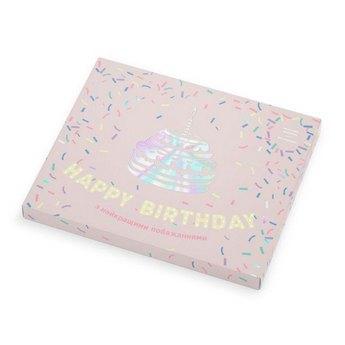 "Шоколадный набор ""Happy Birthday"" XL"