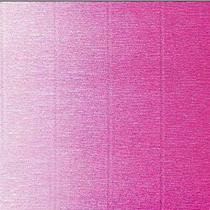 Креп-бумага (гофро-бумага) Cartotecnica Rossi,180г/м², 50смх2,5м, с переходом №600/1 Бело-малиновый