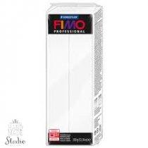 Полимерная глина Fimo Professional, 350 гр. №0, белый