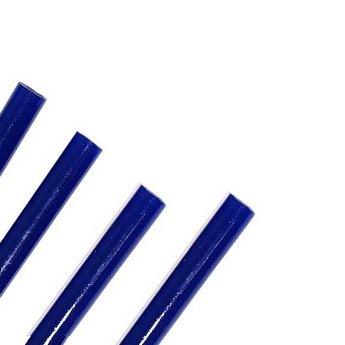 Клей для термоклеевого пистолета 7 мм, цвет синий, 18см