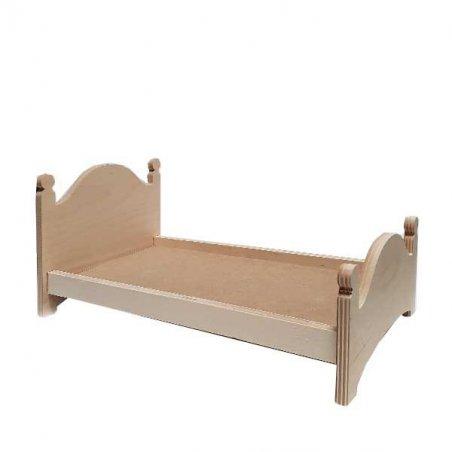 """Кукольная мебель """"Кровать"""", 18х35х16,5 см"""