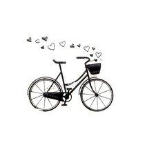 """Силиконовый штамп """"Велосипед"""" 5х4,4 см"""