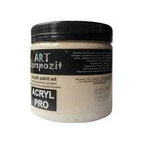 Акриловая краска ART kompozit, 430 мл  №021 Слоновая кость