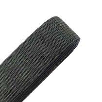 Резинка швейная (плоская) 2 см, 5 м., цвет черный