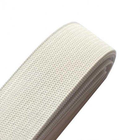 Резинка швейная (плоская) 2 см, 5 м., цвет белый