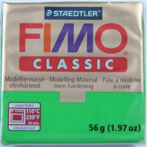 Полимерная глина Fimo Classic, 56г - №02, шампань