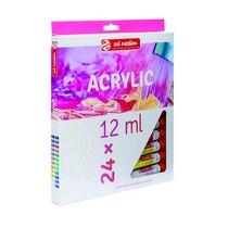 Набор акриловых красок ArtCreation 24х12мл