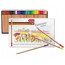 Цветные карандаши EXPRESSION 36цв Bruynzeel