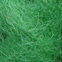 Сизаль, цвет  ярко-зеленый, 40 г