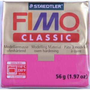 Полимерная глина Fimo Classic, 56г - №05, зеленый