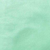 Отрез однотонной польской бязи, цвет мятный, 40х50 см