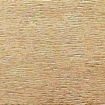 Креп-бумага (гофро-бумага) Италия, плотность - 180г/м², 50смх2,5м, №801 золото