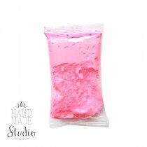 Прыгающая масса для лепки суперлегкая, цвет светло-розовый 10г