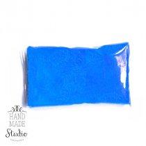 Прыгающая масса для лепки суперлегкая, цвет голубой 10г