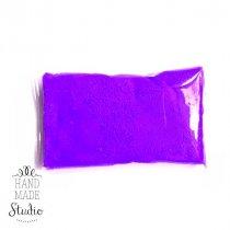 Прыгающая масса для лепки суперлегкая, цвет фиолетовый 10г