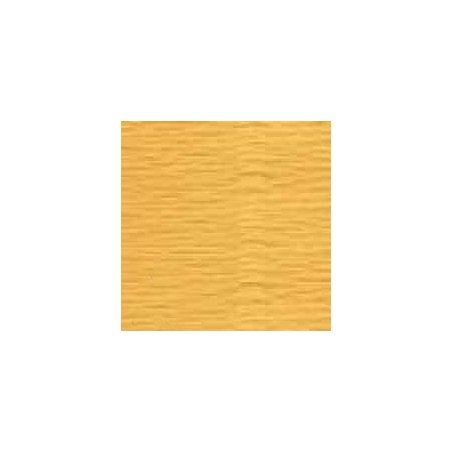 Креп-бумага (гофро-бумага) Италия, плотность - 180г/м², 50смх2,5м, №576 Светло-оранжевый