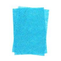 Сизаль листовой 20*30 см, цвет бирюзовый, 1 лист
