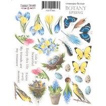 """Набор наклеек (стикеров) """"BOTANY Spring"""", 060"""