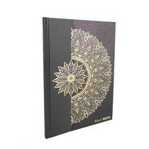 """Блокнот №497 """"Black notebook"""", А5, 128л. (черные страницы)"""