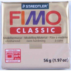 Полимерная глина Fimo Classic, 56г - №2, красный