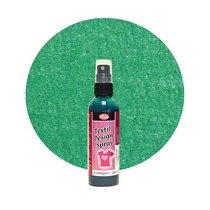 Краска-спрей для ткани Textil Design Spray VIVA, 100 мл, цвет темно-зеленый №701
