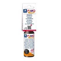 Fimo Liquid - жидкая пластика-гель, цвет черный, 50 мл 8050-9