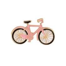 "Металлический значок ""Велосипед"", 3х1,8 см"