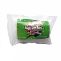 Тайская глина Modern clay Green (Модерн Клэй) холодный фарфор, 200 г