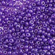 Бисер чешский PRECIOSA №17328-506- перламутровый фиолетовый, 10 г