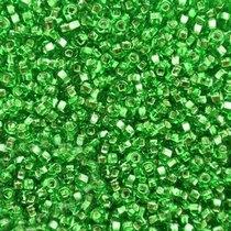 Бисер чешский PRECIOSA №08256-349- блестящий травяной, 10 г