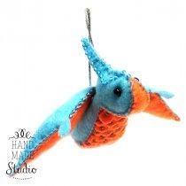 """Набір для виготовлення декоративної іграшки з фетру """"Динозаврик Птеро"""" ФН-84, 11х15,5 см"""