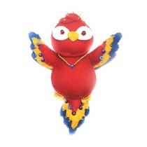 """Набір для виготовлення декоративної іграшки з фетру """"Папуга"""" ФН-78, 14х11 см"""