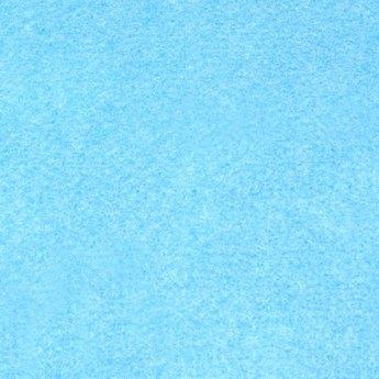 Фетр листовий 3 мм, колір світло-блакитний
