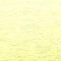 Креп-бумага (гофро-бумага) Италия, плотность - 180г/м², 50смх2,5м, №17А1 Кремовый