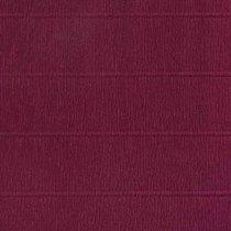 Креп-бумага (гофро-бумага) Италия, плотность - 180г/м², 50смх2,5м, №584 Винный