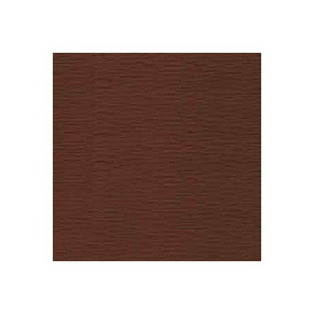 Креп-бумага (гофро-бумага) Италия, плотность - 180г/м², 50смх2,5м, №568 Коричневый