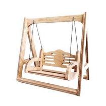 """Кукольная мебель """"Деревянная качель"""", 25х14,5х24 см"""